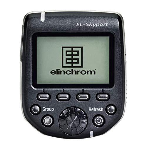 ROTOLIGHT Elinchrom EL-Skyport HSSトランスミッター 富士フイルムカメラ用 656フィート ワイヤレスレンジ   B07GSC1113