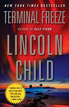 Terminal Freeze by [Child, Lincoln]