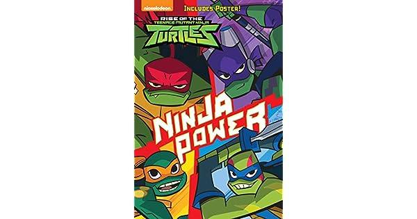 Amazon.com: Ninja Power (Rise of the Teenage Mutant Ninja ...