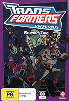 Transformers Animated - Season 2 DVD