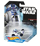 Hot Wheels Star Wars Rogue One Character Car, R2-D2 (Clean)