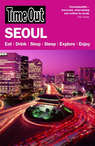 Download Time Out Seoul (Time Out Guides) pdf