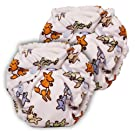 Lil Joey 2 Pack All-In-One Cloth Diaper, Kangarooz