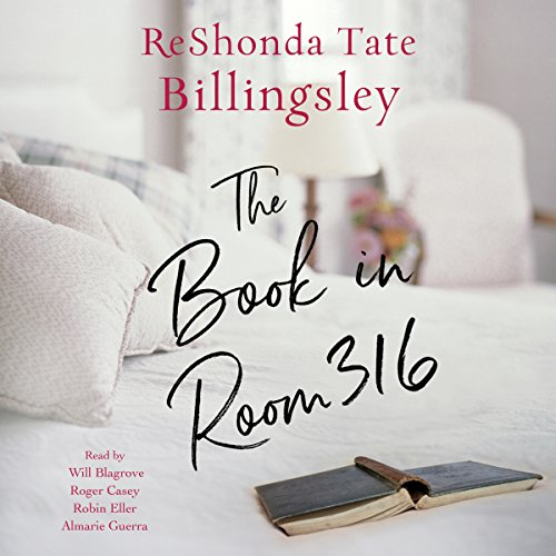 The Book in Room 316 by Simon & Schuster Audio