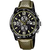 Men's Watch - Festina - F20339/2 - Chronograph - Date - Green and Black