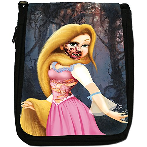 Tale Size Long Zombie Happy Forest Medium Blonde Shoulder Black Hair In Bag Fairy Ever Canvas After Princess Pwq7nwEpS