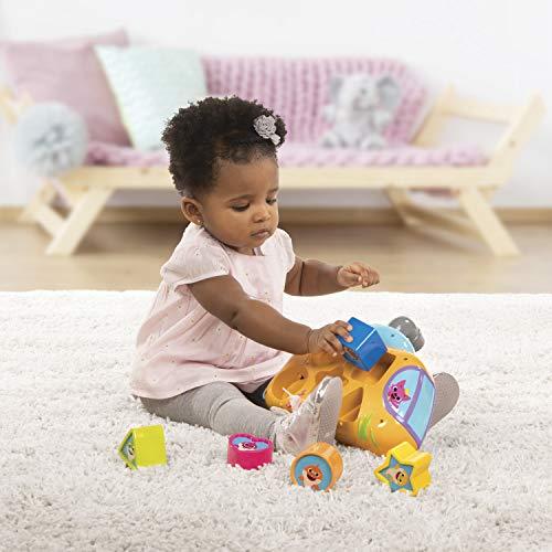 512cSqoAzUL - WowWee Pinkfong Baby Shark Melody Shape Sorter - Preschool Toy