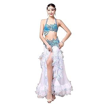Amazon.com: Z&X - Traje de vestir para danza del vientre ...
