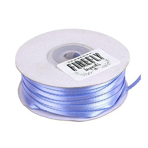 Homeford FCR00PSD01181447 Double Faced Satin Ribbon, 1/8