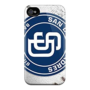 ChristopherWalsh Iphone 6 Protective Cell-phone Hard Covers Customized Colorful San Diego Padres Pattern [lTs6851nNur]