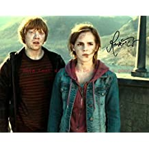 Harry Potter and the Deathly Hallows – Part 2 Rupert Grint Autographed 11x14 Poster Photo