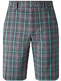 Callaway Golf Men's Plaid Printed Shorts - US 36'' Waist - Asphalt