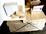 Fire Brick Kit of 6 replacements for stoves, fire