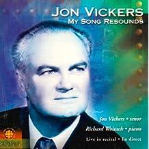 Jon Vickers in Recital