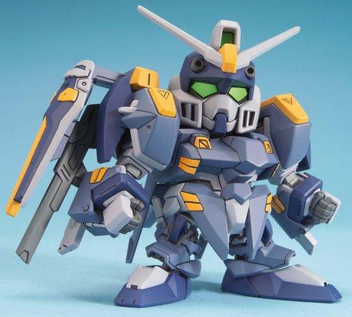 Bandai Hobby BB#295 Blu Duel Gundam SD Action Figure