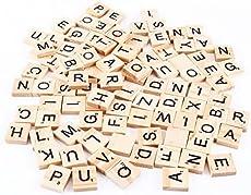 dsyj scrabble tiles 100 letter tiles