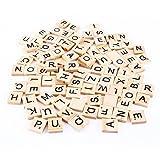 Toys : DSYJ Scrabble Tiles (100 Letter Tiles)