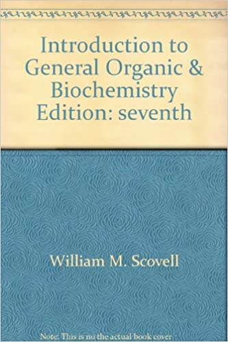 Solution manual for general organic and biological chemistry 7th.