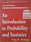img - for An Introduction to Probability and Statistics (Wiley Series in Probability and Statistics) book / textbook / text book