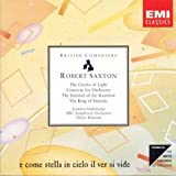 Robert Saxton: Concerto for Orchestra / The Sentinel of the Rainbow / The Ring of Eternity / Chamber Symphony