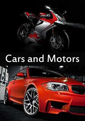 Download PDF Cars and Motors - Pictures Book