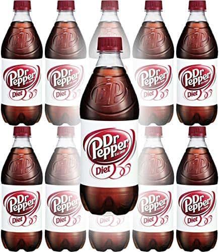 Soft Drinks: Diet Dr Pepper