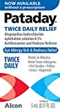 Alcon Pataday Twice Daily Relief 5ml, 0.17 Fl Ounce