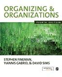 Organizing & Organizations