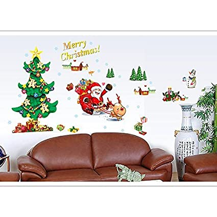 Amazon.com: Peel and Stick Wall Decals Stickers for Children & Kids ...