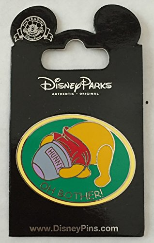 Disney Pin 107950 Winnie the Pooh 'Oh Bother!' Pin ()