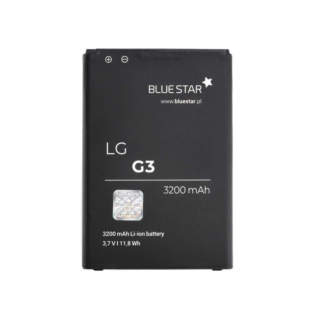 Blue Star Premium - Batería de Li-Ion litio 3200 mAh de Capacidad ...