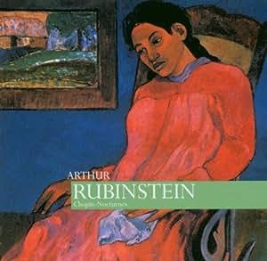 Frederic Chopin Artur Rubinstein Plays Chopin Nocturnes