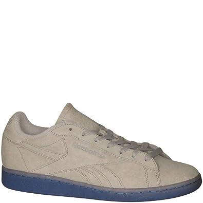 375f4528ead60 Reebok Men s Classic NPC UK ICE Sneakers Clear Ice Sole Steel Grey ...