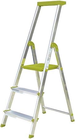 Escalera Rolser Aluminio BriColor 3 Peldaños - Lima: Amazon.es: Hogar