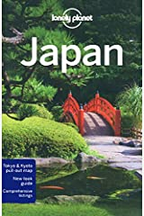 Lonely Planet Japan (Lonely Planet Travel Guide) Paperback