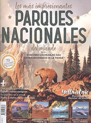 Los más impresionantes Parques Nacionales del mundo: Descubre los paisajes más extraordinarios de la tierra: Amazon.es: Future Publishing Limited, Náger Cobo, Carlos, Chico Vázquez, Javier: Libros