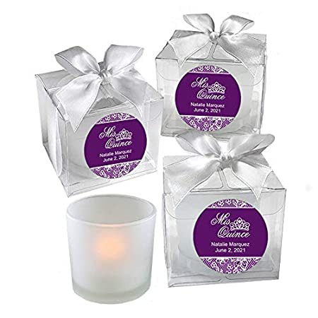 512cbmH7Y7L._SS450_ Candle Wedding Favors
