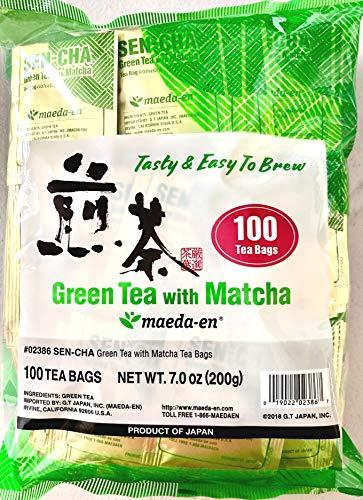 Authentic Maeda-en Japanese Sencha Green Tea