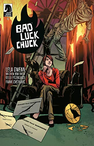 Pdf Graphic Novels Bad Luck Chuck