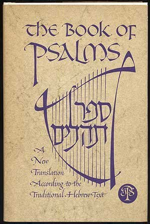 Tehilim Book - The book of Psalms: [Sefer Tehilim] a new translation according to the traditional Hebrew text