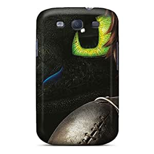 Samsung Galaxy S3 UAd5088iGtH Unique Design High Resolution How To Train Your Dragon Skin Scratch Protection Hard Cell-phone Cases -ColtonMorrill