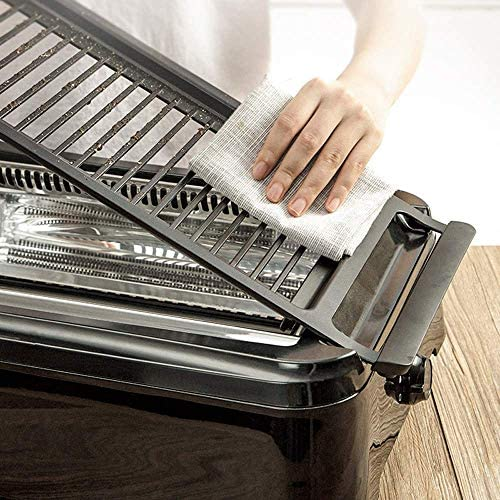 Accueil coréen Multi-Fonction Grille Fer Plaque Barbecue Plat Barbecue Machine Grill