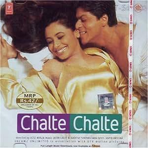 Jatin Lalit Aadesh Shrivastva Chalte Chalte Hindi
