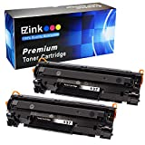 E-Z Ink (TM) Compatible Toner Cartridge Replacement for Canon 137 9435B001AA to use with ImageClass MF247dw LBP151dw MF212w MF216n MF217w MF227dw MF229dw MF232w MF236n MF244dw MF249dw (Black, 2 Pack)