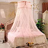 SS-Dome of the nets garden fresh flowers small nets to sweet Princess lace nets , pale pink