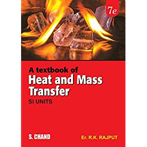 A Textbook of Heat and Mass Transfer SI Units
