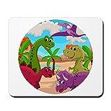 Mousepad (Mouse Pad) Dinosaurs HD