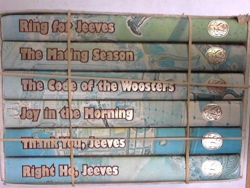 Jeeves & Wooster collection (Folio Society)