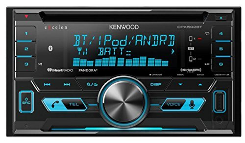 Kenwood DPX592BT black