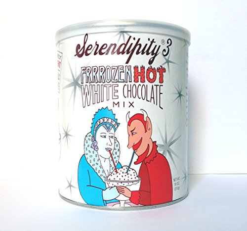 Chocolate Hot 3 Chocolate Serendipity (Serendipity 3 Frrrozen Hot White Chocolate (18 OZ))